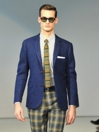 David Hart Men's Fall 2013 Collection