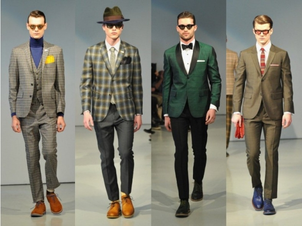 David Hart Mens Fall 2013 Collection