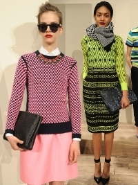 J.Crew Fall 2013 Collection New York Fashion Week