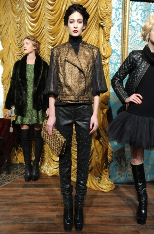 Alice + Olivia Fall 2013 Collection