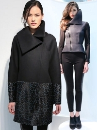 Elie Tahari Fall 2013 Collection New York Fashion Week