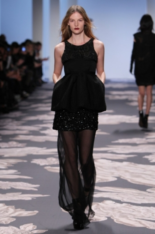 Vera Wang Fall 2013 Collection