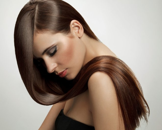 Hair Color for Pale Skin and Darker Brown Eyes