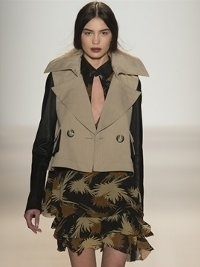 Rachel Zoe Fall 2013 Collection New York Fashion Week