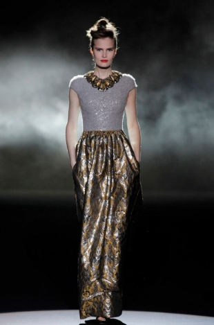Badgley Mischka Fall 2013 Collection
