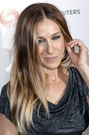 Ombre Highlights: Jessica Beil's Ombre Hair Color