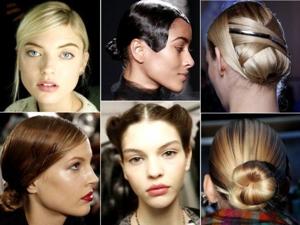 Fall 2013 Hairstyles: Updos