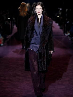 Gucci at Milan Fashion Week Fall 2013