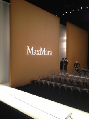 Max Mara at Milan Fashion Week Fall 2013