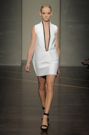 Gianfranco Ferré at Milan Fashion Week Fall 2013