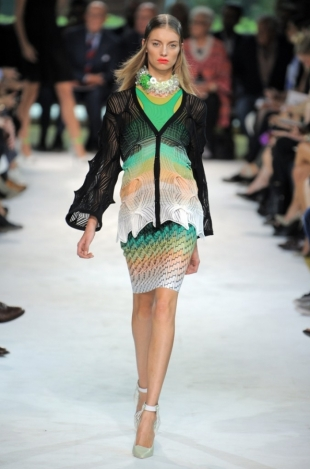 Missoni at Milan Fashion Week Fall 2013