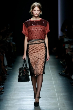 Bottega Veneta at Milan Fashion Week Fall 2013