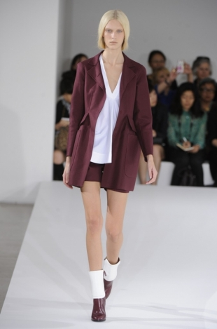 Jil Sander at Milan Fashion Week Fall 2013