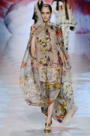 Etro at Milan Fashion Week Fall 2013