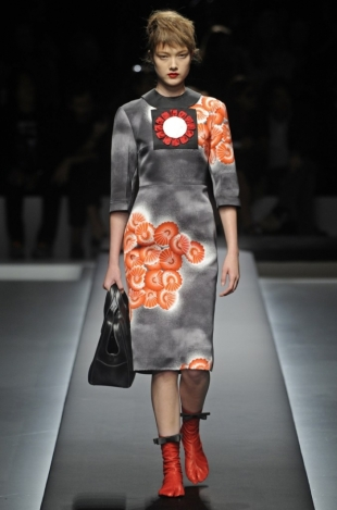 Prada at Milan Fashion Week Fall 2013