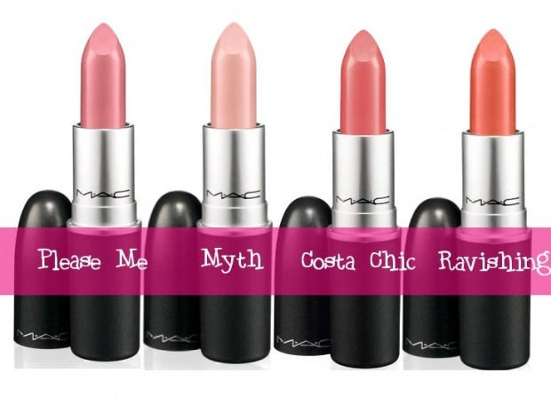 Best MAC Lipsticks: Nudes, Pinks and Reds