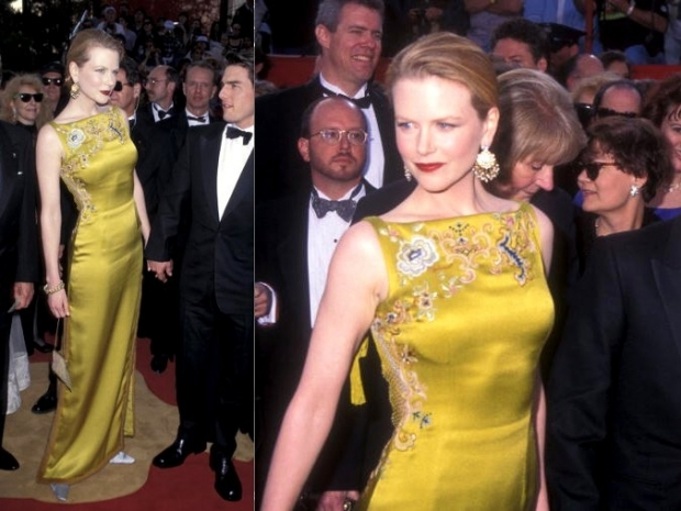 10 Iconic Looks from Oscars Red Carpet