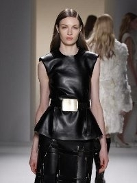 Calvin Klein Fall 2013 Collection New York Fashion Week