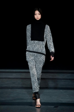 Tibi Fall 2013 Collection
