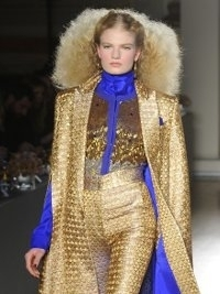 L'Wren Scott Fall 2013 Collection London Fashion Week