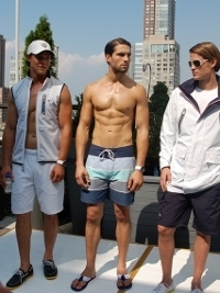 Nautica Men's Fall 2013 Collection New York Fashion Week