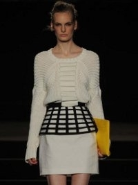 Sass & Bide Fall 2013 Collection London Fashion Week