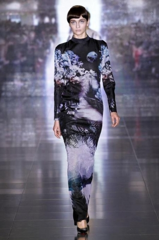 Mary Katrantzou Fall 2013 Collection