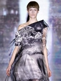 Mary Katrantzou Fall 2013 Collection London Fashion Week
