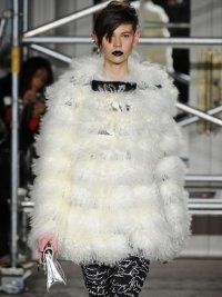 Moschino Cheap and Chic Fall 2013 Collection London Fashion Week