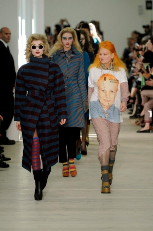 Vivienne Westwood Red Label Fall 2013 London Fashion Week