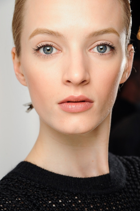 Makeup Trends For Fall 2013 At New York Fashion Week