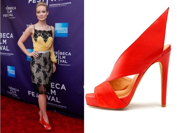 Very High Heel Shoes Worn by Celebrities