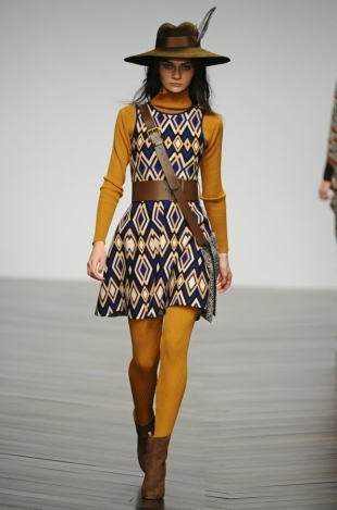 Issa London Fall 2013 Collection