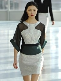 Antonio Berardi Fall 2013 Collection London Fashion Week