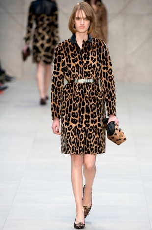 Burberry Prorsum Fall 2013 Collection