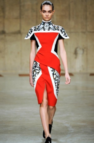 Peter Pilotto Fall 2013 Collection