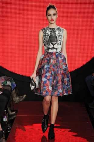 Holly Fulton Fall 2013 Collection