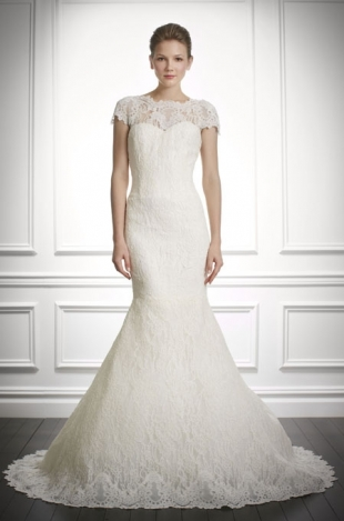 Carolina Herrera Fall 2013 Bridal Collection
