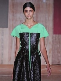 Roksanda Ilincic Fall 2013 Collection London Fashion Week