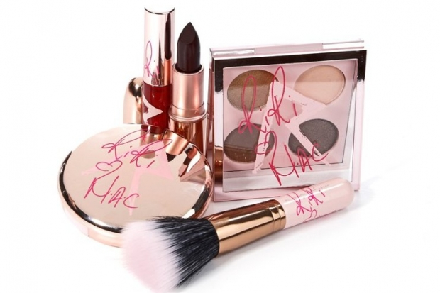 Rihanna for MAC Cosmetics Makeup Collection 2013