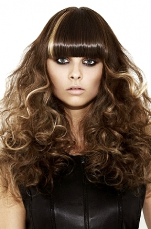 Best Highlights for Brunettes Fall 2013