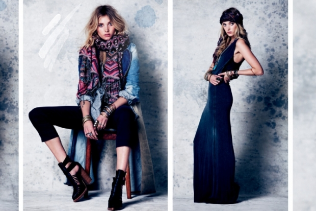Free People Like a Rolling Stone February 2013 Lookbook