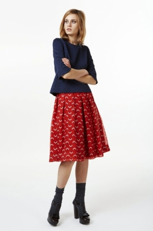 Orla Kiely Fall 2013 Collection