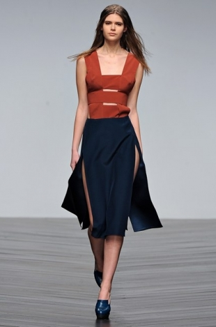 Emilio de la Morena Fall 2013 Collection