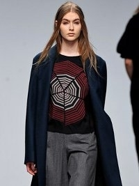 Emilio de la Morena Fall 2013 Collection London Fashion Week