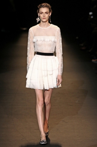 Alberta Ferretti Fall 2013 Collection