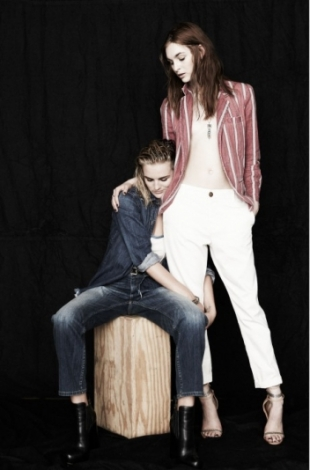 Current/Elliott Jeans for Spring 2013
