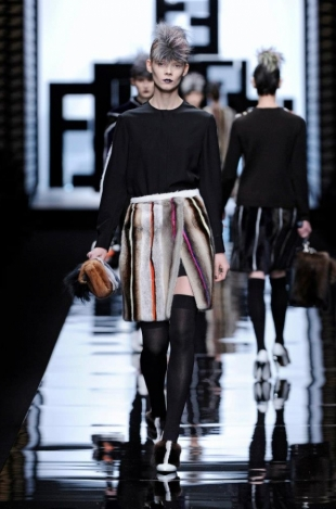 Fendi Fall 2013 Collection