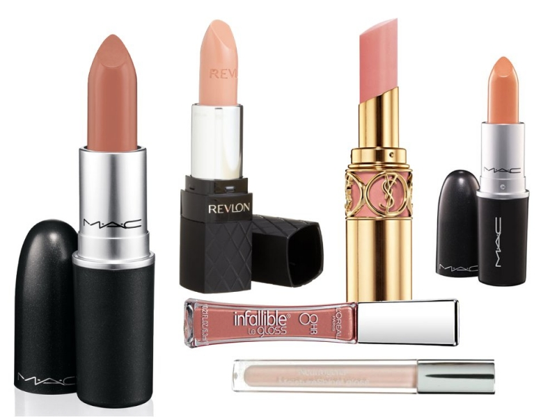 Best nude lipstick shade for Indian skin tone, | MyLargeBox