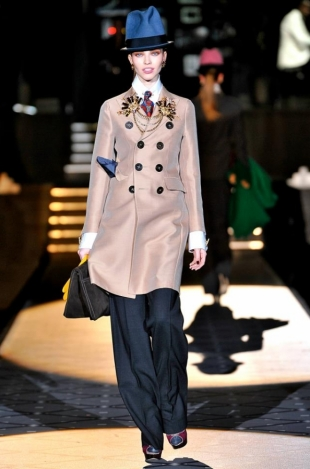Dsquared2 Fall 2013 Collection